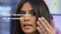 Lío brutal por este bikini de Cristina Pedroche: ojo a la foto (y es por lo que se ve)