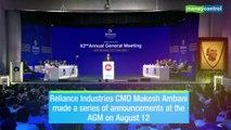 Reliance AGM: Key Takeaways