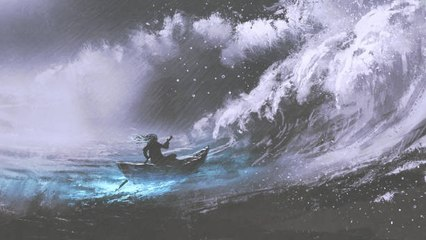 L'origine des vagues scélérates enfin expliquée !