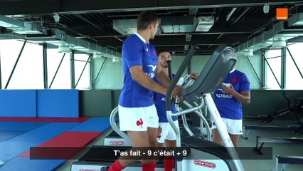 Sous la pression - Fickou-Ntamack-Ramos - Team Orange Rugby