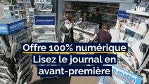 Offre 100% numérique de Var-Matin: lisez le journal en avant-première