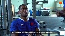 Sous la pression - Fofana-Iturria-Vahaamahina - Team Orange Rugby