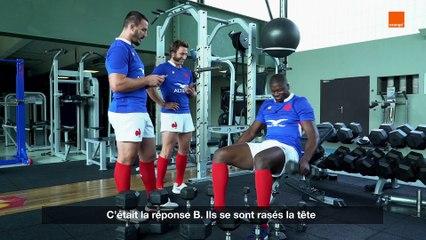 Sous la pression - Camara-Médard-Picamoles - Team Orange Rugby