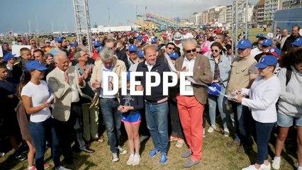 Le French Fab Tour fait halte à Dieppe