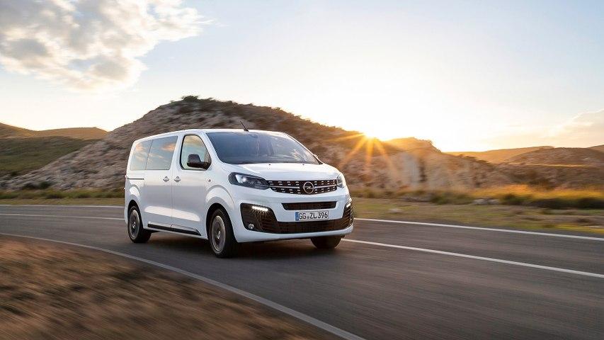 Opel Zafira Life Tourer M (2019) | Fahrbericht