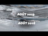 Le glacier des Deux Alpes ferme faute de neige, une première