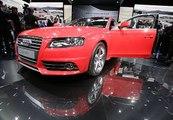 Le modèle de l'Audi A4