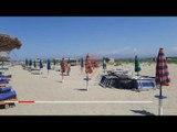 Lirohen plazhet në Durrës, hapen 6 mijë metra katrorë për plazh publik