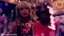 Taylor Swift ivre et  totalement déchaînée lors  d'une soirée entre amis !
