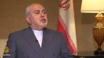Talk to Al Jazeera Javad Zarif on US