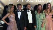 Bisbal y Rosanna Zanetti presumen de amor en la Gala Starlite