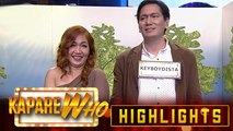 Keyboydista is chosen as Selling Na Gomez' KapareWHO | It's Showtime KapareWHO