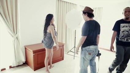 ADISTY di Behind the Scenes Photoshoot - Male Indonesia | Model Seksi Indo