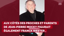 PHOTOS. Obsèques de Jean-Pierre Mocky : Benoît Magimel, Elsa Zylberstein et Domi...