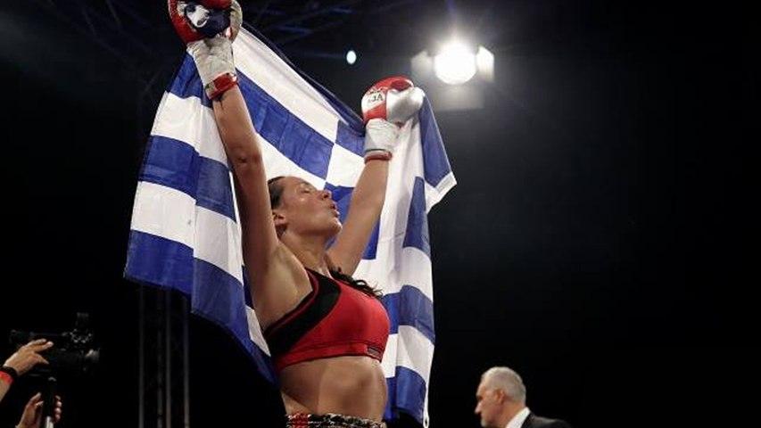 Marianna Kalergi vs Ashley Gilson