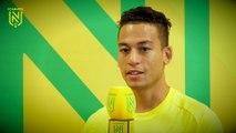 """Cristian Benavente : """"Me montrer décisif pour l'équipe"""""""