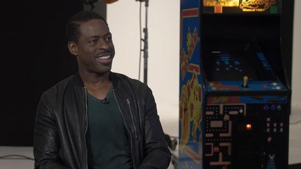 Sterling K. Brown on voicing a not-always-perfect pig