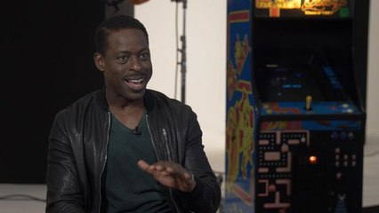 Sterling K. Brown: 'Acting is about reconnecting with a sense of play'