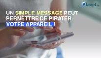 Comment l'envoi d'un iMessage peut pirater votre iPhone