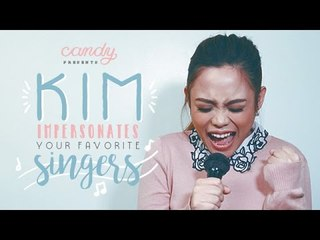 Kim Molina Impersonates Your Favorite Singers