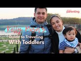 Kelly Misa's Guide to Traveling with Toddlers
