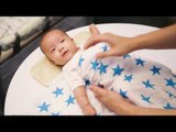 New Parent Series: Learn How to Swaddle your Baby