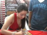 Cristine Reyes 2nd Autograph Signing