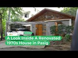 A Look Inside A Renovated 1970s House in Pasig