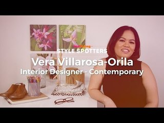 Real Living Style Spotters: Vera Villarosa-Orila