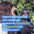 À 17 ans, Olga Misik est la nouvelle figure de la contestation en Russie