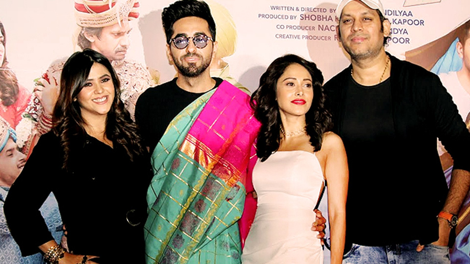 Dream Girl Trailer Launch | Ayushmann Khurrana | Nushrat Barucha