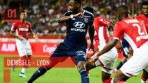 Ligue 1 2019 / 2020 : Top 10 des meilleurs buteurs