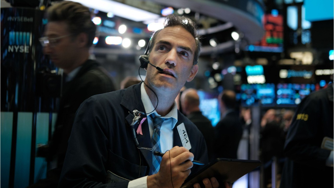Wall Street To Open Low Over Fears Of Recession