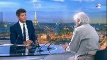 Hugues Aufray raconte le jour où il a remporté un concours de chanson grâce au titre « Le poinçonneur des Lilas » de Serge Gainsbourg
