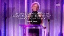 "Sharon Stone ""ignorée"" à Hollywood après son AVC, elle balance"
