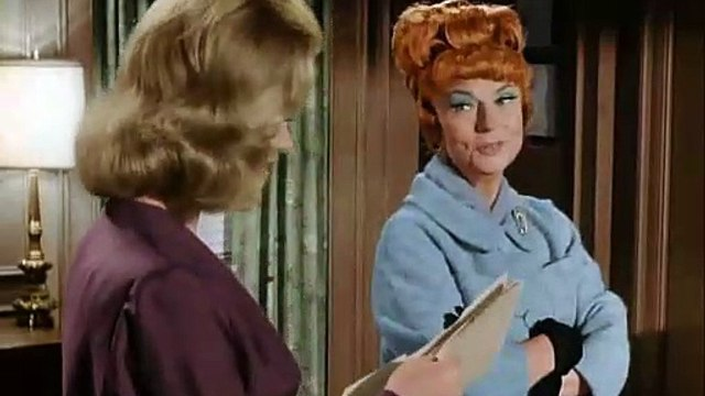 BW 1.34 Funny - Endora Bursts the Water Pipe