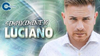 Luciano - A' Luna ( CD SEMPLICEMENTE IO Ufficiale 2019)