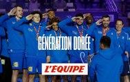 «Génération dorée», en immersion avec les Bleuets - Hand - Mondial U21 (H)