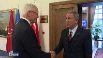 هذا التصرف الأمريكي يقلق تركيا ويشكك في نجاح إقامة المنطقة الآمنة شرق الفرات - سوريا