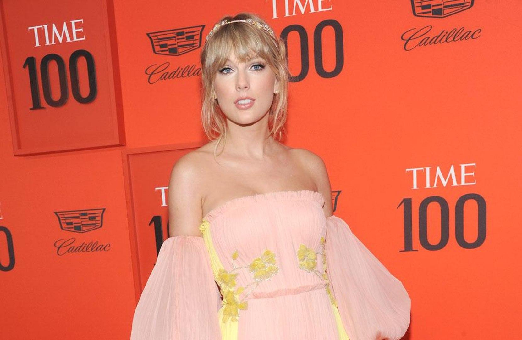 Taylor Swift annonce l'arrivée d'un nouveau single: 'Lover'