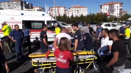 Ankara Çevre Yolu'nda Korkutan Kaza: 16 Yaralı