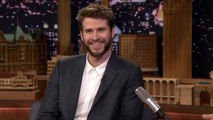 Liam Hemsworth on the CGI-Like Bling He Gave Wife Miley Cyrus