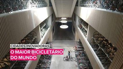 Cidades Inovadoras: Uma cidade verde é uma cidade ciclista