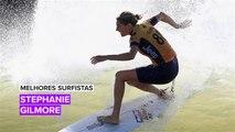 Melhores Surfistas: Stephanie Gilmore