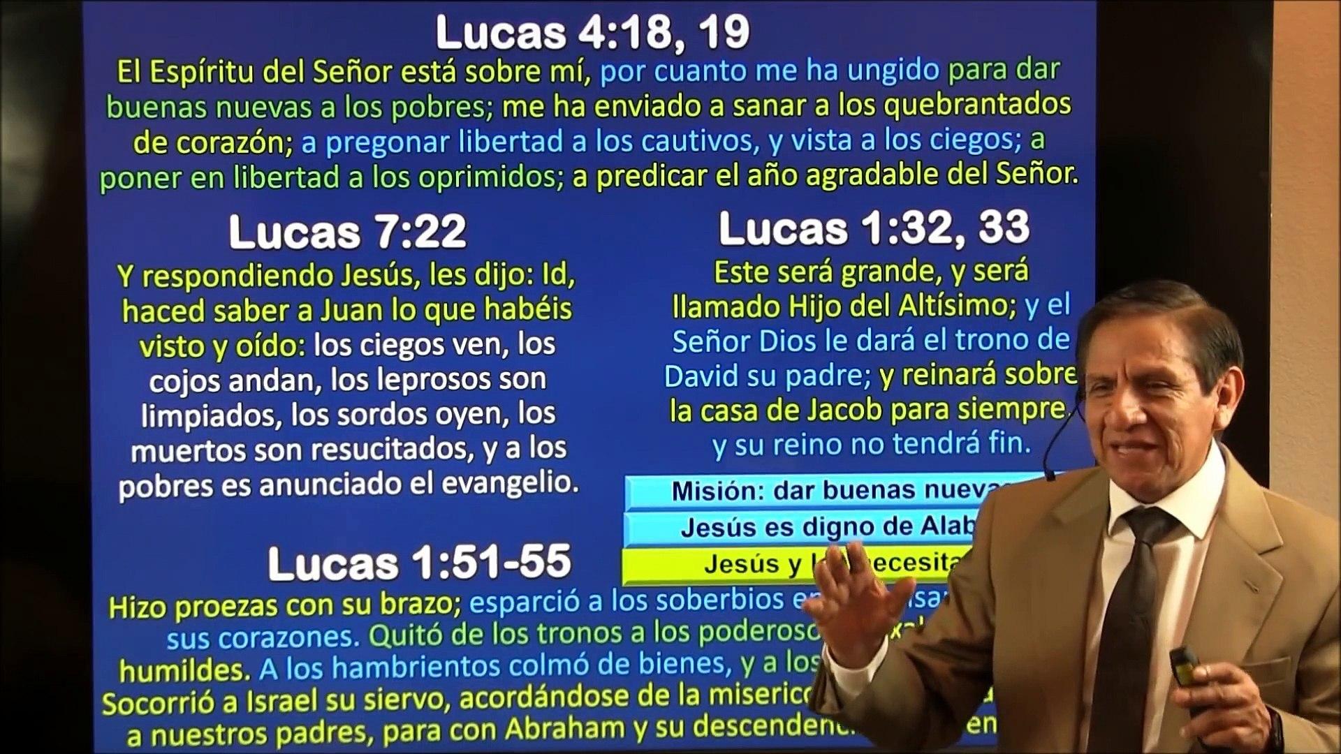 Lección 7: Jésus y los necesitados - Escuela sábatica 2000