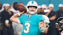 Josh Rosen Seems Poised to Be Dolphins' Quarterback Sooner Rather Than Later