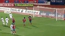 Le penalty surpuissant de Djibril Cissé avec le Panathinaïkos