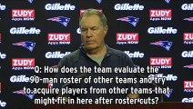Bill Belichick Has The Case Of The Mondays During Grumpy Press Conference
