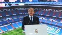 جماهير ريال مدريد تنتفض.. ارحل يا بيريز