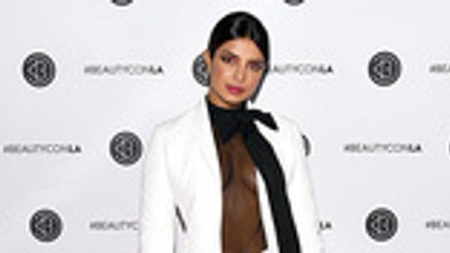 Priyanka Chopra Confronted by Beautycon Audience Member Over India Pakistan Views   THR News